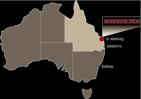 Redridge Location Bundaberg